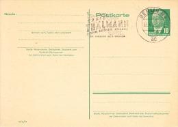 Allemagne De L'Est-Flamme  D'oblitérn-Berlin N4-23/4/1954-Ernst Thalmann/Sohn Seiner Klasse/Ein Farbiger Defa Spielf