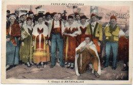 BETHMALE - Groupe De Bethmalais Costumes - Musique  (84318) - France