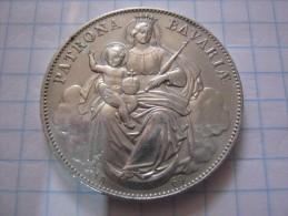 Bavaria 1 Thaler 1869 - Taler & Doppeltaler