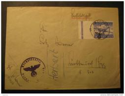 FELDPOST 41026 Luftfeldpost Stamp 1942 Third Reich Deutsches Allemagne Germany WW2 Swastika Eagle Militar Air Mail - Germany