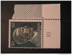 LOBAU Michel 19 LOCAL Stamp Hitler Overprinted Germany Lokal Lokalausgaben - Altri