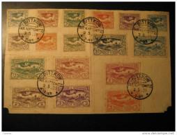 OBER SCHLESIEN Haute Silesie Bittkow Kr. Kattowitz 1921 Cat. 13/29 Allemagne Germany Pologne Poland On Fragment - Other