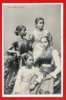ASIE - SRI LANKA - CEYLON -- Tamil Ladies - Sri Lanka (Ceylon)
