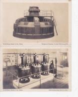 Baden Suisse BKW - Monbijou Bern - Générateur ... -  2cartes - Industrie