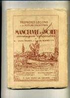 - MANOEUVRE DE LA VOILE ... CL. BONNET . - Maritime & Navigational