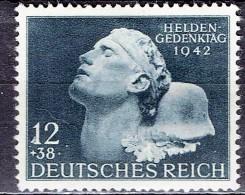 Deutsches Reich - Mi-Nr 812 Postfrisch Mit Falzrest  / MH * (B1004) - Germany
