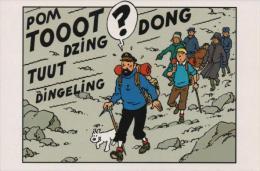 Carte Tintin Kuifje Tim HERGE N° 068 : Tintin Au Tibet - Comics
