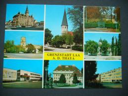 Austria: Grenzstadt LAA A. D. THAYA - Mulitiview - Unused 1990s - Laa An Der Thaya