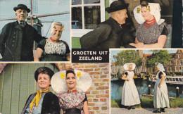 Holanda--Zeeuwsw Klederdracht---1966--Costume Zelandais----Lisse-a, Laval, Francia - Vestuarios
