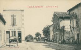 54 PONT A MOUSSON / Porte De Trey / - Pont A Mousson