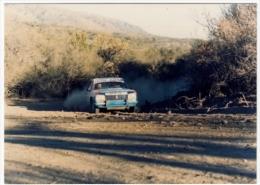 FOTOGRAFIA - AUTOMOBILISMO - MOTOR RACING - RALLY - Auto's
