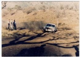 FOTOGRAFIA - AUTOMOBILISMO - MOTOR RACING - RALLY - Automobiles