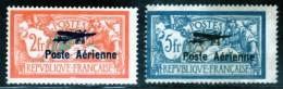 Poste Aérienne  N° 1/2  Neuf Sans Gomme  TB - 1927-1959 Mint/hinged