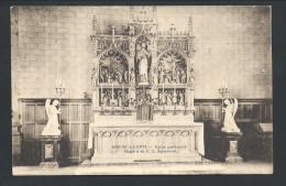 0. CPA - BRAINE LE COMTE - Eglise Paroissiale - Chapelle Du T.S. Sacrement  // - Braine-le-Comte
