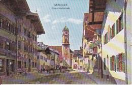 AK Mittenwald - Obere Marktstraße - 1928 (21358) - Mittenwald