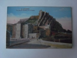 1 Cpa - France - Sisteron (2 Scans) - Sisteron