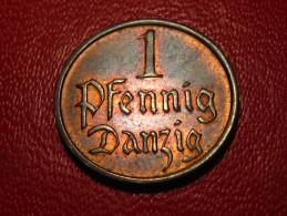 Danzig - Pfennig 1937 8289 - Monedas