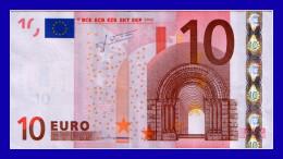 """""""Y"""" GREECE Firma TRICHET N031 A1 UNC - 10 Euro"""