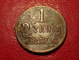 Danzig - Pfennig 1923 8345 - Monedas