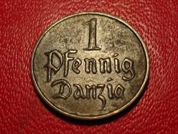 Danzig - Pfennig 1930 8331 - Monedas