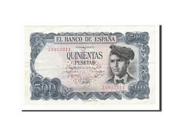 Espagne, 500 Pesetas, 1971, KM:153a, 1971-07-23, TTB - [ 3] 1936-1975 : Regency Of Franco