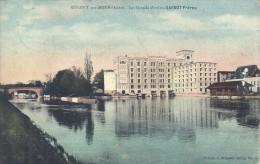 CHAMPAGNE - ARDENNE - 10 - AUBE - NOGENT SUR SEINE - Les Grands Moulins Sassot - Nogent-sur-Seine