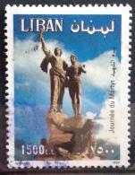 Lebanon  (o)  - 1995 - # 327 - Libanon