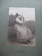 JH Salmson,en Picardie - Old Paper
