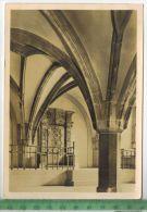 Rathaus Zu Breslau, Vorhalle Mit Tür Zur Alten Ratsstube, 1942Verlag: --------------, –  PostkarteFrankatur,  Stem - Schlesien