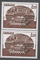 MONACO 1978 / 1979 - PAIRE N° 56  -  NEUF ** E10 - Monaco
