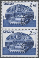 MONACO 1978 / 1979 - PAIRE N° 57  -  NEUFS ** E10 - Monaco