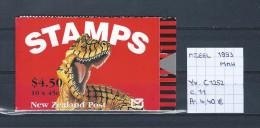 Nieuw-Zeeland 1993 - Yv. Boekje C1252 Postfris/neuf/MNH - Carnets
