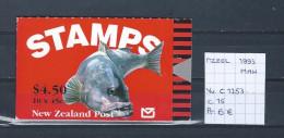 Nieuw-Zeeland 1993 - Yv. Boekje C1253 Postfris/neuf/MNH - Carnets