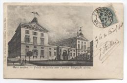 57 - METZ - TRIBUNAL - TELEGRAPHE CHAPPE - PAS FREQUENTE - HURLIN N°23 - BON ETAT - VOIR ZOOM(S) - Metz