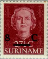 Suriname 1958 Hulpuitgifte - Ongestempeld/MH* - Suriname ... - 1975