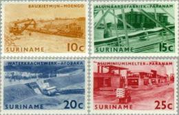 Suriname 1965 Brokopondo-project - NVPH 427 Ongestempeld - Suriname ... - 1975