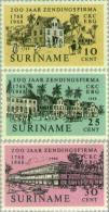 Suriname 1968 200 Jaar Zendingsfirma C. Kersten  - NVPH  499 MNH** Postfris - Suriname ... - 1975