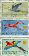 Suriname 1971 25 Years Lijndienst Amsterdam-Paramaribo - Flight - NVPH 553 MNH** Postfris - Suriname ... - 1975