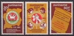 Suriname 1985 Missie, religious, mission �vangeliques MNH/**/Postfris