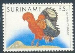 Suriname 1986 Fauna, birds, oiseaux, vogels MNH/**/Postfris