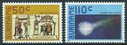 Suriname 1986 Passage de la com�te de Halley MNH/**/Postfris