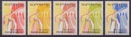 Suriname 1986 Pasen, Easter, P�ques MNH/**/Postfris