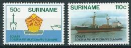 Suriname 1986 50-jaar Scheepvaart Maatschappij