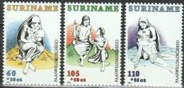Suriname 1990 Pasen, Easter, P�ques MNH/**/Postfris