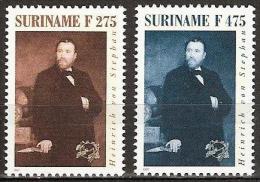 Suriname 1997 Heinrich von Stephan MNH/**/Postfris