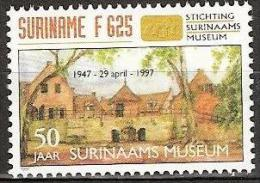 Suriname 1997  50 jaar Surinaams Museum MNH/**/Postfris