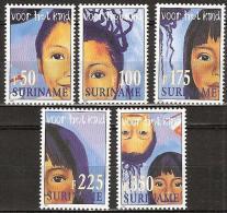 Suriname 1997  Voor het Kind MNH/**/Postfris