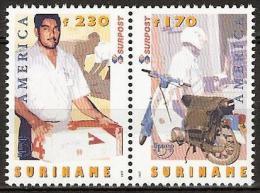 Suriname 1997 America MNH/**/Postfris
