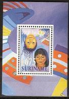 Suriname 1997 blokje Voor het Kind  MNH/**/Postfris