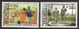 Suriname 1998 Hindostaanse immigratie  MNH/**/Postfris